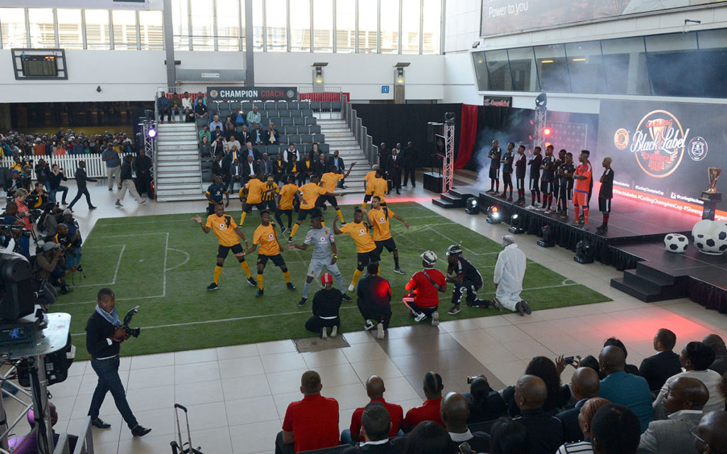 Carling black label event